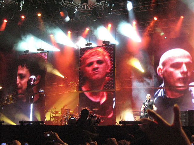 Soda Stereo officially announced their separation