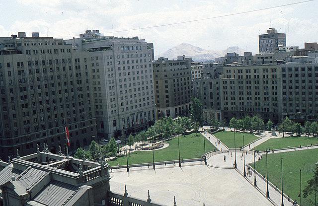 1983: Remodelación