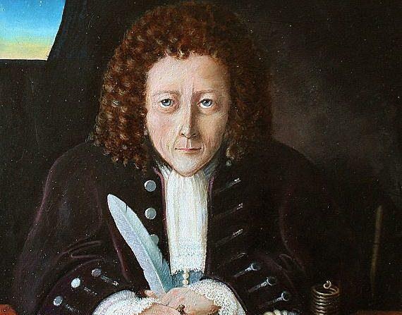 Hooke: adopta un punto de vista ondulatorio