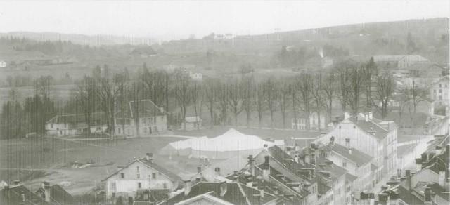 Les années 1880