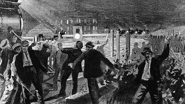 •	Pullman Labor Strike
