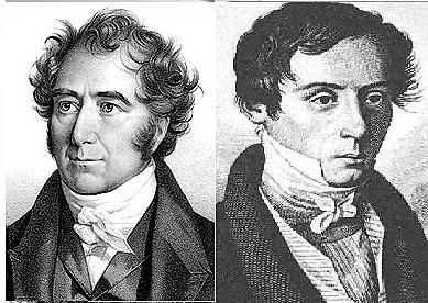 Arago y Fresner: polarización de la luz