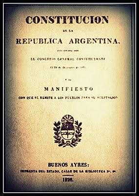 CONSTITUCIÓN DE 1826