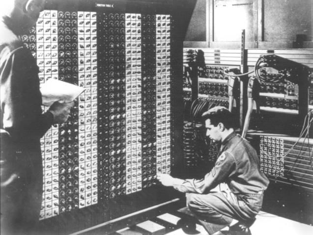 ENIAC – funcionamento do primeiro computador eletrônico