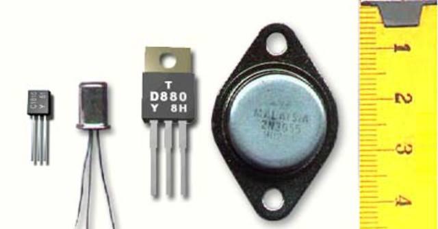 Invenção do transistor