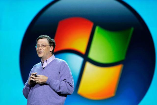 Microsoft é fundada por Bill Gates e Paul Allen