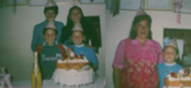 Mis ocho años