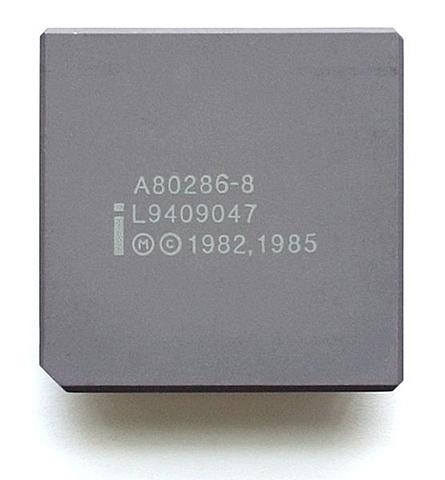 A família x86 de 16 bits