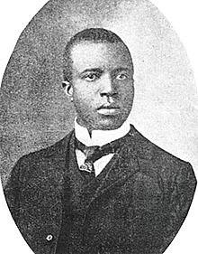Scott Joplin 24/11/1868 - 1/04/1917