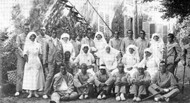 Escuela Práctica y Gratuita de Enfermeros