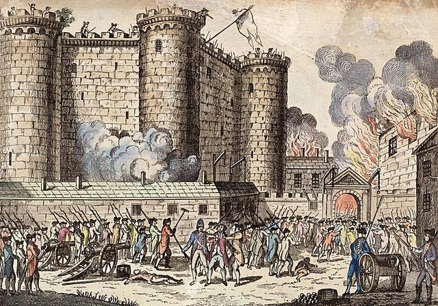 Bestorming van de Bastille