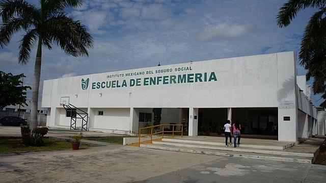 Fundacion de  Escuela de Enfermería del Instituto Mexicano del Seguro Social