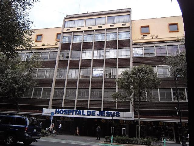 Fundación de Hospital de Jesús Nazareno