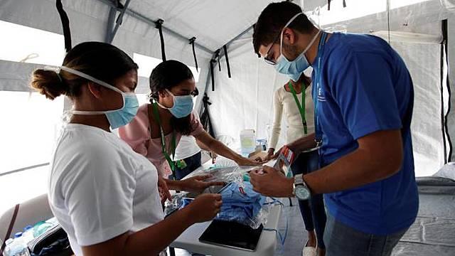 Enfermería en tiempos de COVID