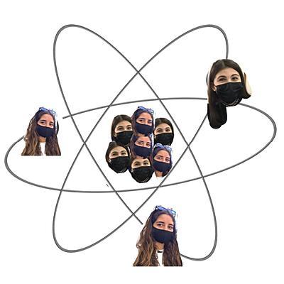 La vida jonathan, el átomo feliz timeline