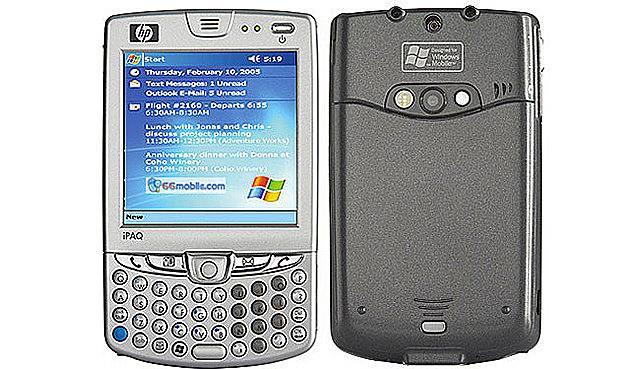 3.4 L'smartphone