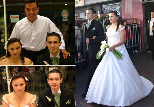 Matrimonio en la familia