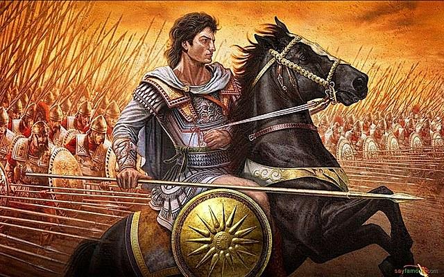 La mort d'Alexandre el Gran
