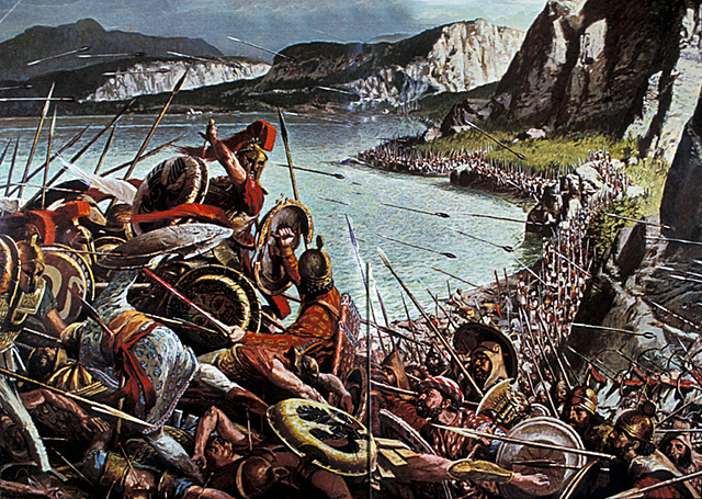 Batalla d'Àccium