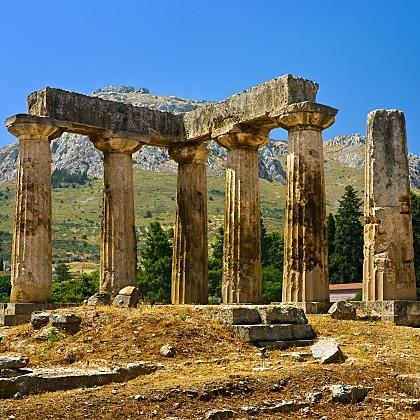 Reconstrucció de La Lliga de Corint