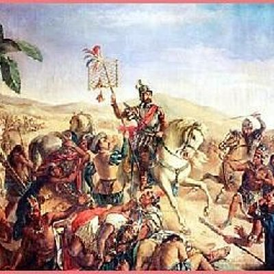 Spanish conquest of the Aztec Empire timeline