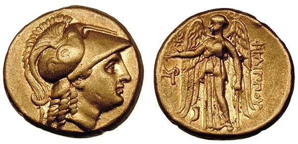 L'assassinat de Filip III i Olímpia