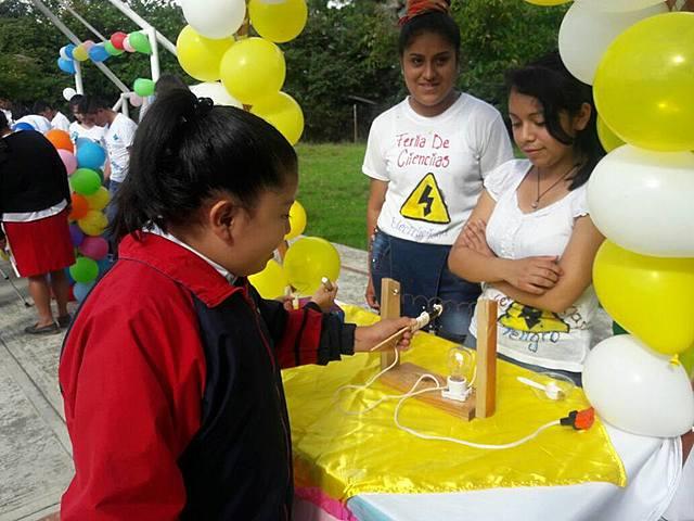 Feria de ciencia