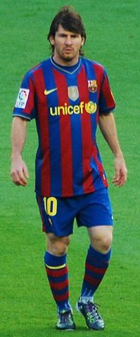 LIONEL MESSI FIVE YEARS