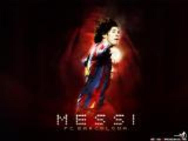 LIONEL MESSI 17 YEARS
