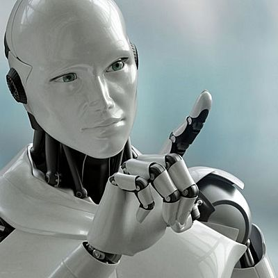 Evolución de los Robots timeline
