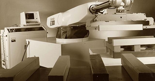 Unimate - Primer robot programado