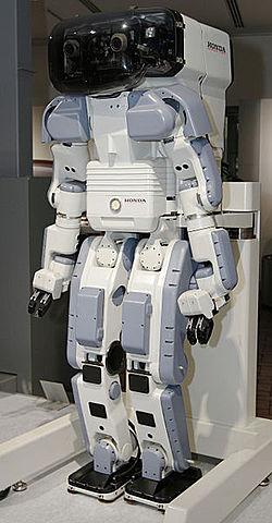 Robot humanoide P2