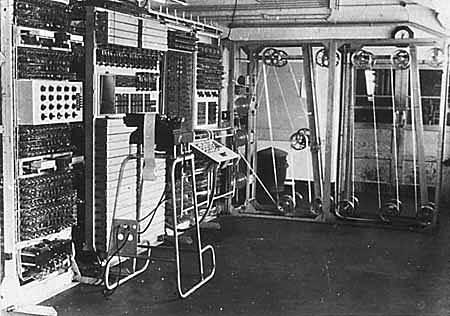 Primera generación de ordenadores: Colossus