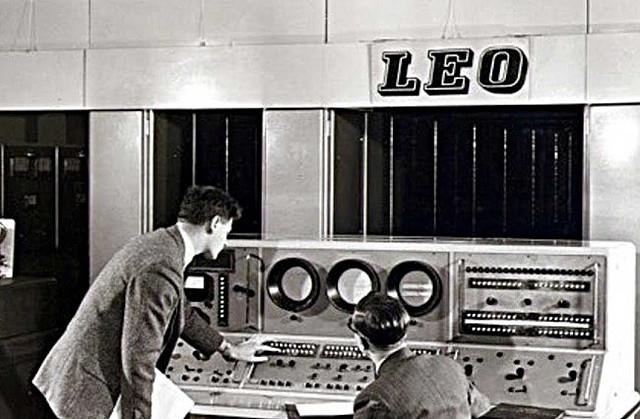 Primera generación de ordenadores: LEO