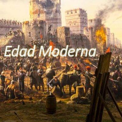 L'EDAT MODERNA timeline