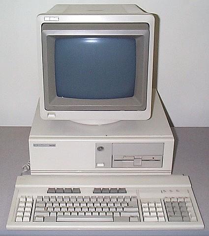 Cuarta generación de computadoras:- El 386