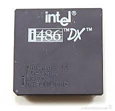 Cuarta generación de computadoras: El 486 DX