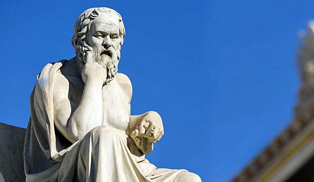 Condemna a mort de Sòcrates
