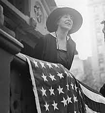 1st Woman Elected to Congress