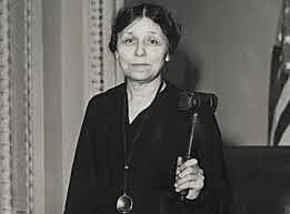 1st Woman Senator