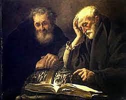 Leucipo y Demócrito