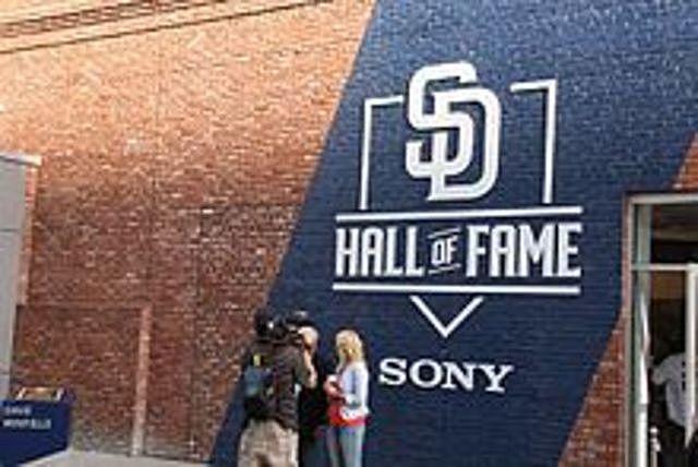 Se inaugura el Hall of Fame