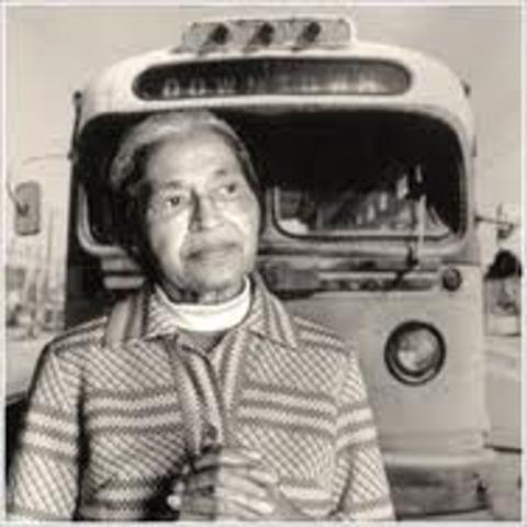 Rosa Parks Bus incident