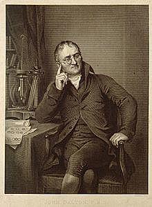 John Dalton- TEORIA ATOMICA