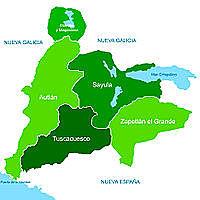 Fundación de la provincia de Ávalos