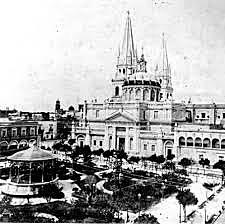 Fundación de Guadalajara (Valle de Atemajac)