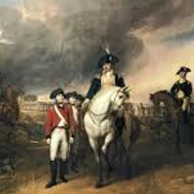 Den amerikanske og den franske revolusjonen timeline