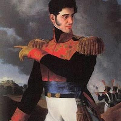 ADA 8: GOBIERNOS CENTRALISTAS Línea del tiempo (1835-1855) timeline