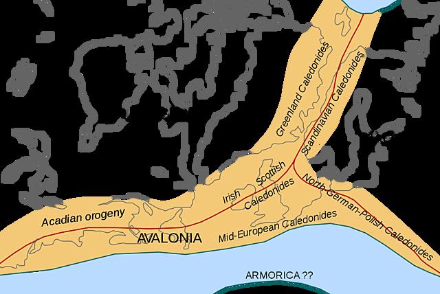 Coledonian Orogeny