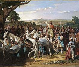 Invasión musulmana. (711)